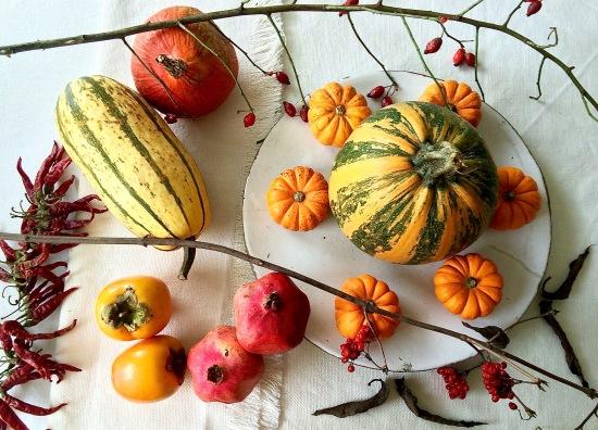 pumpkin-still-life