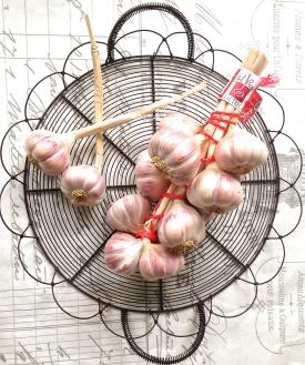 Garlic braided from Lautrec