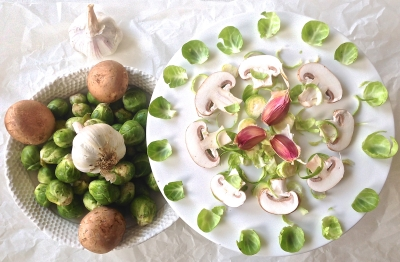 Sprouts and mushrooms ii